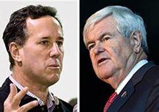 Santorum-Gingrich